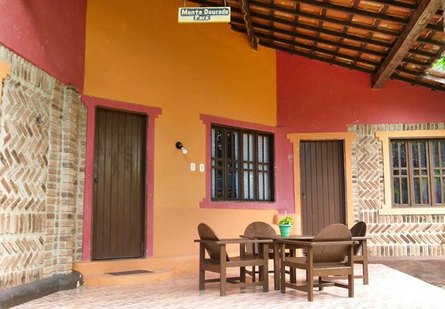 Casa Monte Dourado - Alto do Arraial